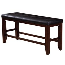 Stanley Upholstered Dining Bench by Alcott Hill