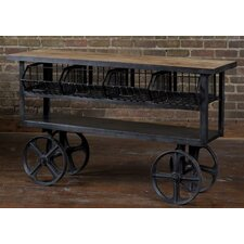 Granton Console Table by 17 Stories