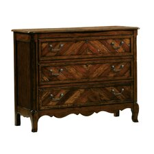 3 Drawer Accent Chest by Hekman