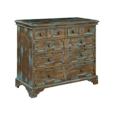 Old World 5 Drawer Accent Chest by Hekman