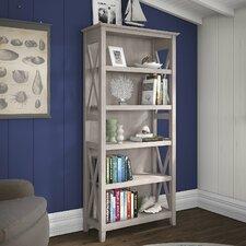 "Oridatown 5 Shelf 66"" Standard Bookcase"