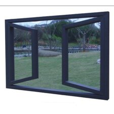 Illusion Mirror with Double Window