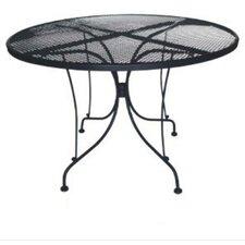 Charleston Round Wrought Iron Table