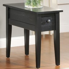 Corvally Rectangle End Table by Alcott Hill