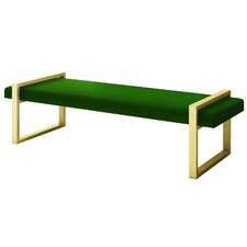 Ahumada Upholstered Indoor Entryway Bench by Everly Quinn