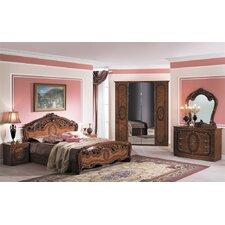 5-tlg. Schlafzimmer-Set Florencia. 160 x 200 cm