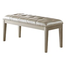 Celina Upholstered Dining Bench by Rosdorf Park