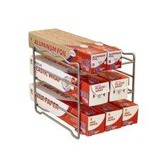 Laura Ashley 3 Tier Kitchen Wrap Shelving Rack