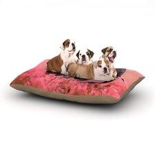 Oriana Cordero 'Ele-Phant' Dog Pillow with Fleece Cozy Top