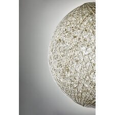 Hutcherson 1-Light Globe Pendant