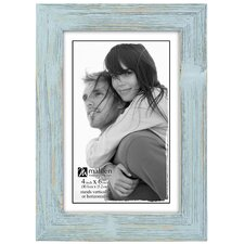 Seafoam Linear Picture Frame