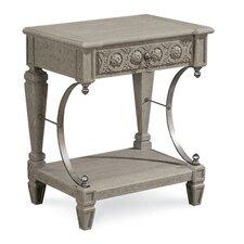 Carolin 1 Drawer Nightstand by One Allium Way