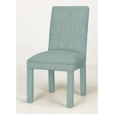 Brook Upholstered Parsons Chair by Ebern Designs