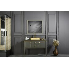 Claysville 48 Single Bathroom Vanity Set with Mirror by Alcott Hill