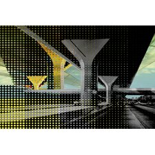 Architecture One Ten Framed Graphic Art