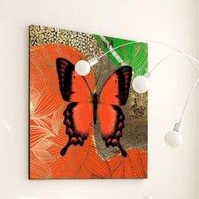 Metamorphosis Lady Framed Graphic Art