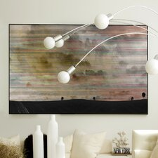 Landscape Smith Lands Framed Graphic Art