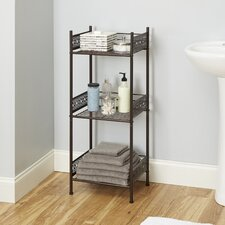"""Griffin 14.5"""" W x 36"""" H Bathroom Shelf"""