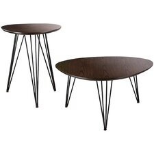 Holly and Martin Bannock 2 Piece Coffee Table Set