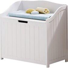 Turku Cabinet Laundry Bin