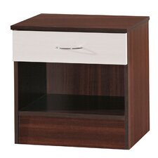 Luke 1 Drawer Bedside Table