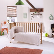 Honeycomb 3-Piece Cot Bedding Set