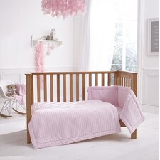 Marshmallow 3-Piece Cot Bedding Set