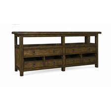 Segula Entertainment Console Table by Loon Peak