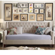 Sandoval Twin Size Tufted Daybed