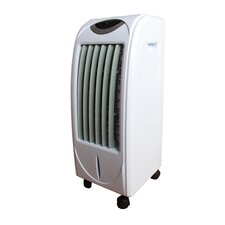 Evaporative Cooler with Remote