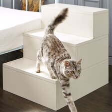 Eco Friendly 3 Step Pet Stair