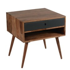 Hunter End Table by Union Rustic
