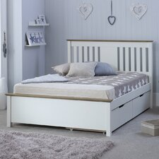 Chester Storage Bed Frame with Drawers