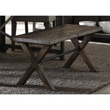 Kaley Wood Dining Bench by Williston Forge