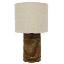 "Raguel Rope 15"" Desk Lamp"