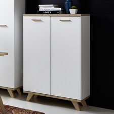 Oslo 2 Door Storage Cabinet