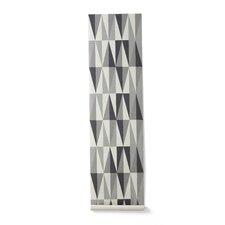 """Spear Wallsmart 33' x 21"""" Geometric Wallpaper"""
