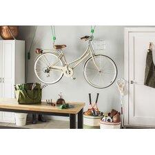 Bike Storage Lift Bike Hoist Ceiling Wall Mounted Rack (Set of 2)
