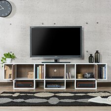 "Maidun Transitional 83"" TV Stand"