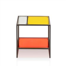 Nemin Contemporary End Table by Enitial Lab