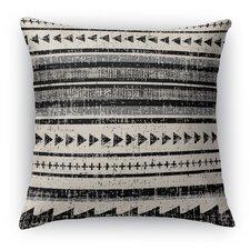 Austin Square Stripe Throw Pillow