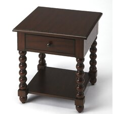 Smithtown Plantation End Table by Red Barrel Studio