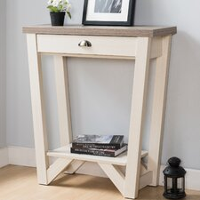 Morsey Transitional Console Table by Enitial Lab