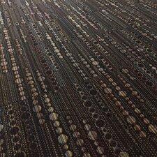 """Kingston 24"""" x 24"""" Carpet Tile in Black Velvet"""