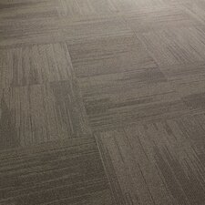 """Plymouth 24"""" x 24"""" Carpet Tile in Glory Days"""