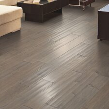 "Stately Manor 5"" Engineered Maple Hardwood Flooring in Steel"