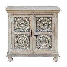 Elita 2 Door Cabinet by Bungalow Rose