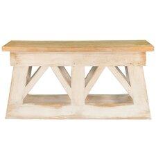 Rustic Bridge Console Table by Sarreid Ltd