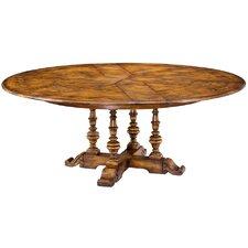 Oak Jupe Extendable Dining Table