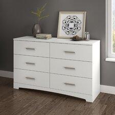 Gramercy 6 Drawer Dresser